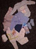 Пакет для малыша. кофта. боди. Фото 3.