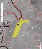 Земельный участок 26,4 га в 60 км от рязани. Фото 1.