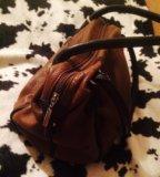 Кожаная сумка respect. Фото 2.