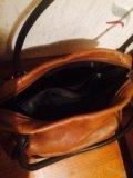 Кожаная сумка respect. Фото 3.