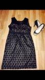 Платье и туфли. Фото 4.
