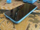 Iphone 5c blue 16 gb. Фото 1.