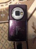 Nokia n95. Фото 3.