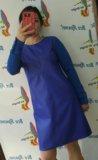 Платье мегги 44-54. Фото 1.
