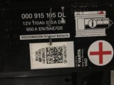 Аккумулятор vag 000915105dl. Фото 1.