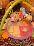 Детский развивающий коврик. Фото 1.