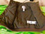 Тёплый жилет (куртка без рукавов). Фото 3.