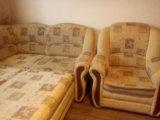 Диван + два кресла. Фото 1.
