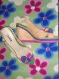Туфли,босоножки. Фото 2.