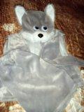 Новогодний костюм кота. Фото 1.