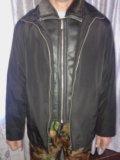Куртка на крольечьем меху. Фото 2.