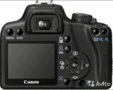 Фотоаппарат canon eos 1000d. Фото 1.