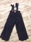 Зимние брюки на 3-4 года.. Фото 1.