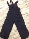 Зимние брюки на 3-4 года.. Фото 4.