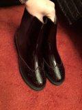 Ботинки прада , зима, шикарные. Фото 1.