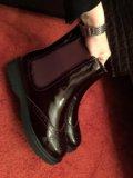 Ботинки прада , зима, шикарные. Фото 3.