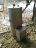 Печь для бани. Фото 1.