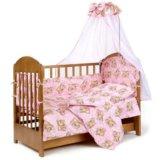 Детский набор в кроватку (новый). Фото 1.