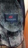 Продам кожаную куртку на натуральной цегейке. Фото 2.