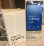 Продам новый samsung galaxy j1(2016 года). Фото 1.