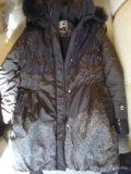 Зимняя теплая куртка. Фото 3.