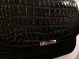 Чёрная лаковая сумка. Фото 2.