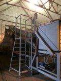 Изготовление металлоконструкций. Фото 1.