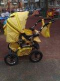 Детская коляска прогулочная tako city voyager. Фото 2.