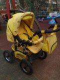Детская коляска прогулочная tako city voyager. Фото 3.