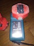 Зарядка макита 14в две батареи. Фото 1.