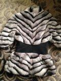 Шубка-куртка. Фото 3.