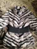 Шубка-куртка. Фото 2.