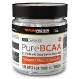 Bcaa pureprotein 200 капсул. Фото 4.