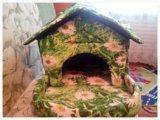 Дом для маленьких собачек. Фото 1.