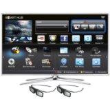 Samsung smart tv 3d 400гц. Фото 1.