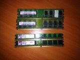 Оперативная память ddr2. Фото 1.