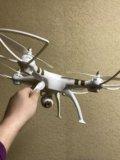 Квадрокоптер. Фото 1.