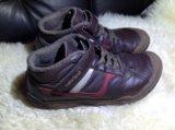 Ботинки  37 - 38 размер. Фото 1.