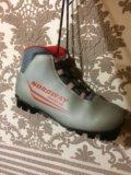Ботинки лыжные детские срочно!!!. Фото 1.