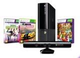 Xbox с кинектом и играми. Фото 1.