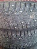 Зимние шипованные колеса радиус 15. Фото 1.