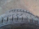 Зимние шипованные колеса радиус 15. Фото 3.