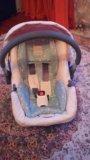 Автокресло 0+ happy baby. Фото 1.