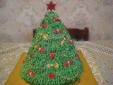 Новогодние торты. Фото 3.