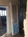Балконная дверь. Фото 2.