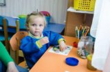 Монтессори занятия для детей 0-3 лет. Фото 1.
