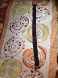 Ремень-резинка с красивой пряжкой. Фото 2.