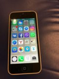 Айфон 5с. Фото 2.