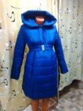 Зимняя куртка для беременных новая 42-50. Фото 2.