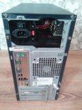 Системный блок для компьютера. Фото 1.
